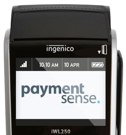 Ingenico iCT250 Card Machine With Paymentsense